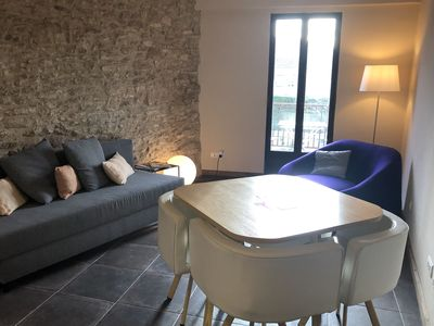 Photo for Charming apartment on the Sorgue