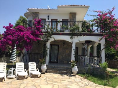 Photo for Villa Rose, 2 bed 2 bathroom private villa with pool