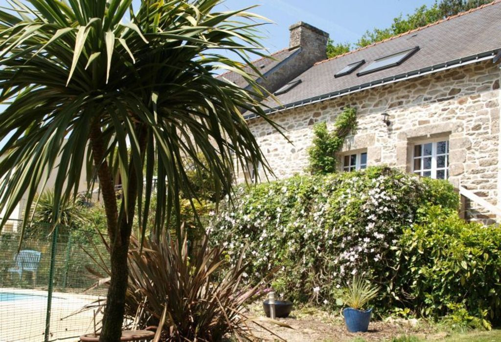 Brittany Holiday Cottage A Wonderful Cottage Full Of Character With Heated 1830522