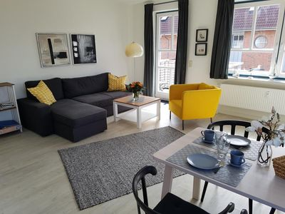 Photo for Very nice apartment Palstek, just steps to the beach