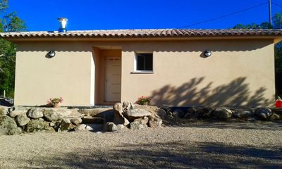 Photo for CHARMING VILLA WITH PRIVATE SWIMMING POOL 4 TO 5 PEOPLE NEAR PALOMBAGGIA