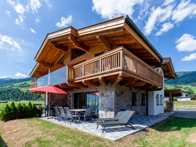Photo for Stunning, spacious, luxury holiday home surrounded by several skiing areas