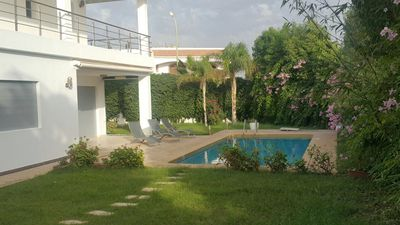 Photo for Wonderful 5 Bedrooms Villa with Pool Ref: HI51053
