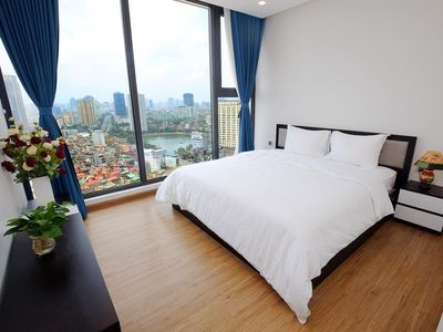 Photo for 3 bedroom in Metropolis near Lotte, Dao Tan