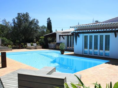 Photo for Beautiful luxury villa with private swimming pool and garden