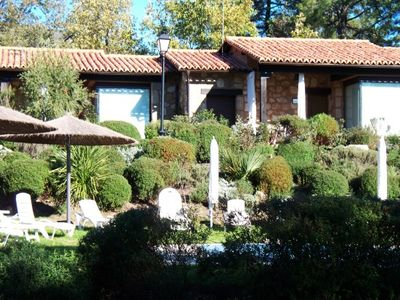 Photo for Rural apartment El Roble for 4 people