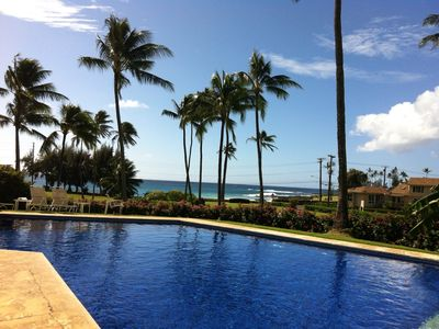 Photo for Poipu Beach Townhouse,3 Minute Walk to Brenneke's Beach and Pool