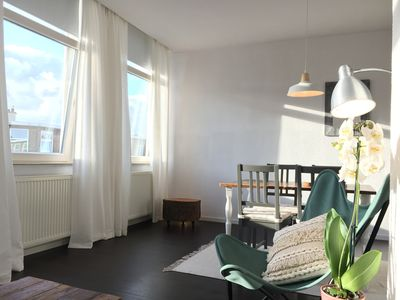 Apartment by the sea 500m from the beach of Scheveningen!
