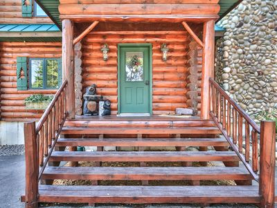 Photo for The Log Lodge-Hiller Vacation Homes