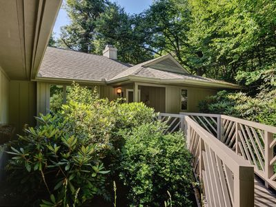 Photo for Mountain Charm Hidden Among the Laurels in Highlands Falls Country Club