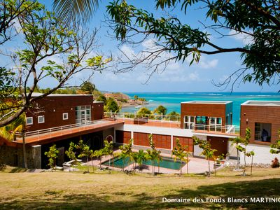 Photo for Villa Isabelle/Domaine des Fonds Blancs: THE 5* Luxury Villa Rental @Martinique