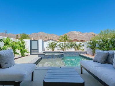 Photo for New and Stylish Contemporary Home in La Quinta Cove w/Saltwater Pool/Spa