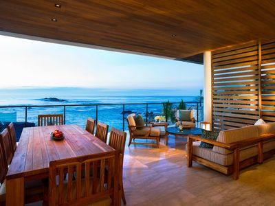 Photo for Elegant Ocean Front Villa w/ Pool Access, Fitness Gym & Grill