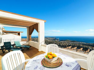 Photo for Apartment Apartamento Vistamar in Moraira - 4 persons, 2 bedrooms