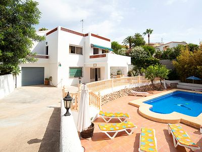 Photo for Vacation home Mollá  in Calpe/ Calp, Costa Blanca - 6 persons, 4 bedrooms