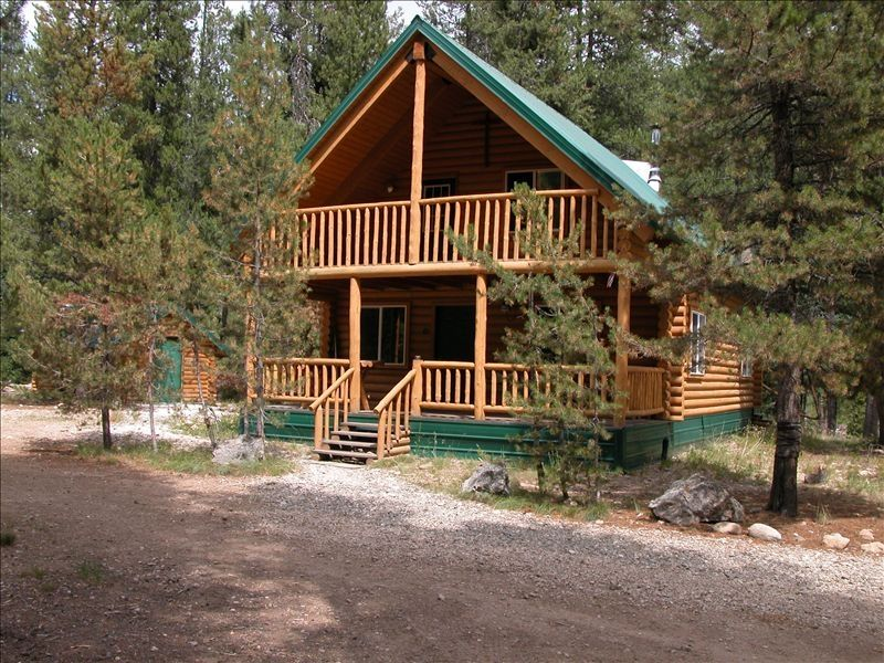 Charming Cabin On The River In The Sawtooth Vrbo