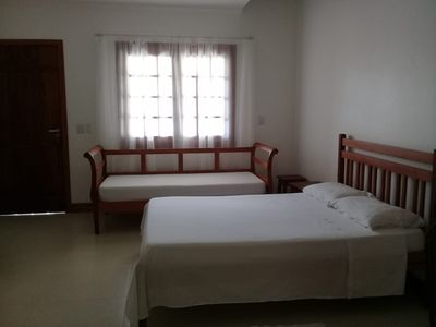 Photo for Kitchenette in Paraty with Bedroom, Living Room, Kitchen and Balcony. 10 minutes from the center