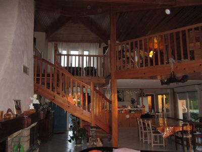 Photo for House sleeps 10 Southern Landes 10 minutes from the beaches of Capbreton / Labenne