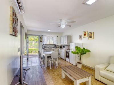 Photo for Lovely ground-floor apartment w/ a shared pool & pool spa in Playa del Coco