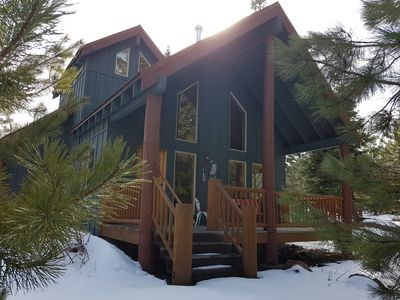 Photo for Cozy Cabin by Lake of The Woods, Crater Lake, Ashland, & Other Mountain Lakes