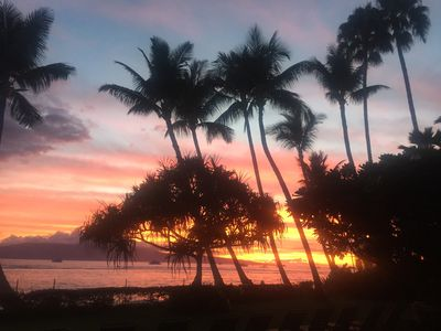 Photo for Lahaina Best Beach Front Vacation Property !
