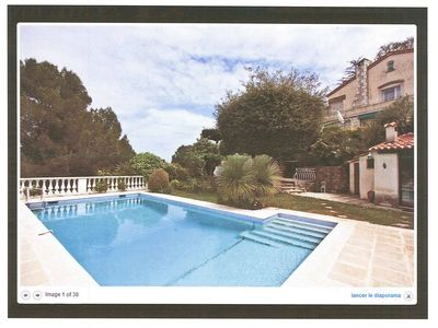 Photo for Nice spacious villa 4km from the sea