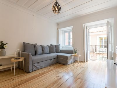 Photo for 1BR Apartment Vacation Rental in Lisbon