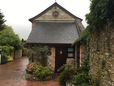 Photo for Coach Cottage, a Grade 2 listed former coach house