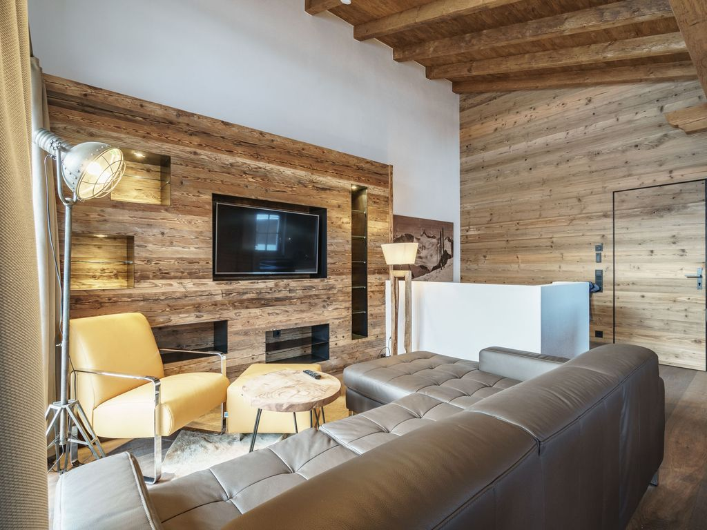 Luxurious chalet with private wellness, near Zell am See and Kaprun ...