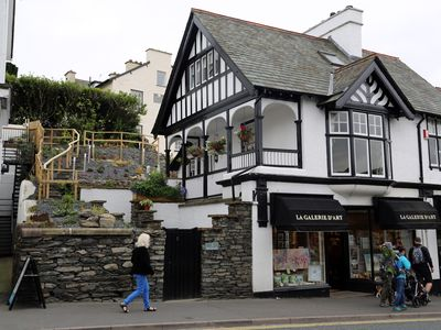 Photo for Delightful Victorian property just a short stroll from the shores of Windermere.