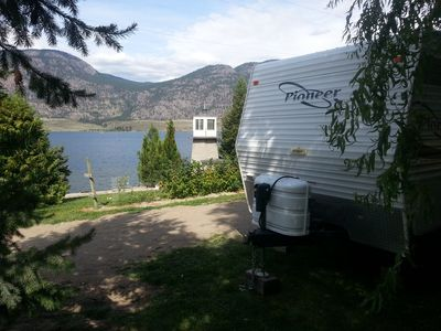Photo for Private Lakefront Property