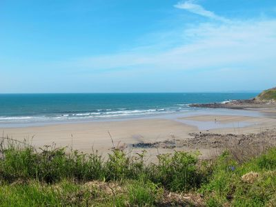 Photo for 2BR Apartment Vacation Rental in Kermaquer, Brittany