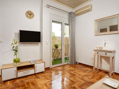 Photo for Modern and cozy apartment in the centre of Athens