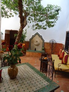 Photo for Charming Riad Bed and Breakfast
