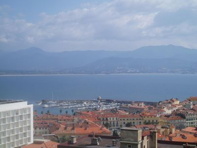 Photo for APARTMENT SEA VIEW CENTER TOWN AJACCIO WITH PARKING PRIVATE CALM INSURE