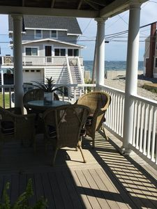 Photo for Oceanfront Rustic Beach House