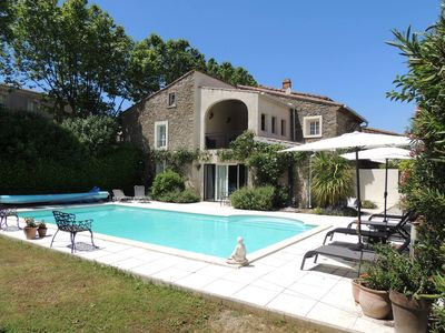 Photo for Villa with pool: South of France, Minervois, Cathar country & Carcassonne