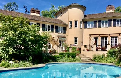 Private Historic Residence With Separate Carriage House/15ml From Philadelphia