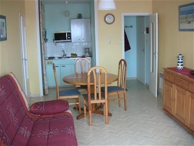 Photo for 1BR Apartment Vacation Rental in Saint-Hilaire-de-Riez