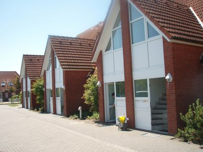 Photo for large family-friendly apartment, near the beach in Duhnen, quiet area