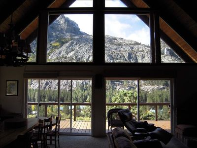 Photo for Stunning Family Chalet -Incredible Waterfall Views - Dog Friendly  Pool Table