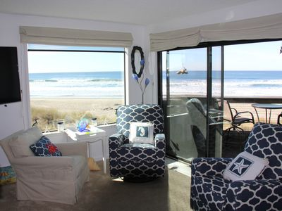 Photo for Ocean Front Condo With Wonderful 180 Degree View From Santa Cruz To Monterey