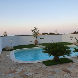 Photo for Holiday house villa with pool, Sicily, Palermo HomeAway