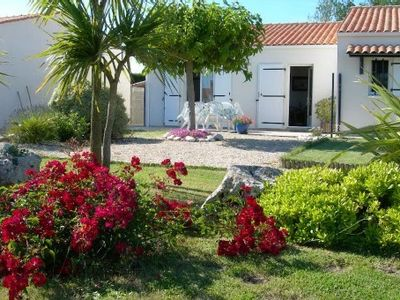 Photo for HOUSE near recent SEA SAND close VIGNIER cme ST GEORGES D'OLERON
