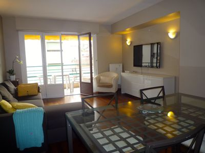 Photo for beautiful 2 room apartment close to the center and the Croisette