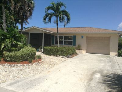 Photo for Fabulous Fort Myers Beach House with Heated Pool and Spa
