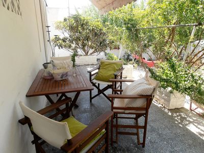 Photo for House with garden near the sea & the city center, ideal for groups and familys.
