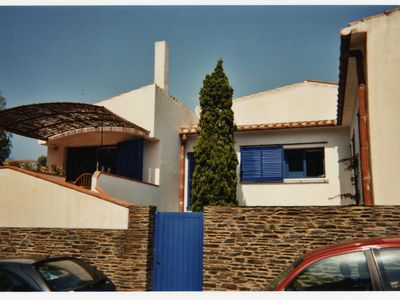 Photo for House (180m2) with patio for rent in Cadaques