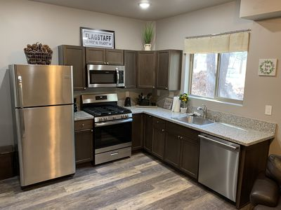 Photo for Mountain escape in Flagstaff, close to Grand Canyon and Sedona-New Construction