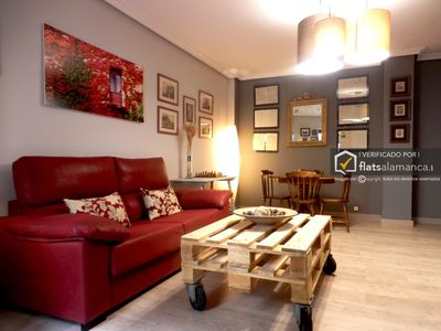 Photo for La Muralla de la Catedral - Apartment for 5 people in Salamanca